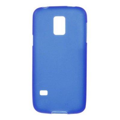Flexibelt Skal till Samsung Galaxy S5 Mini Blå