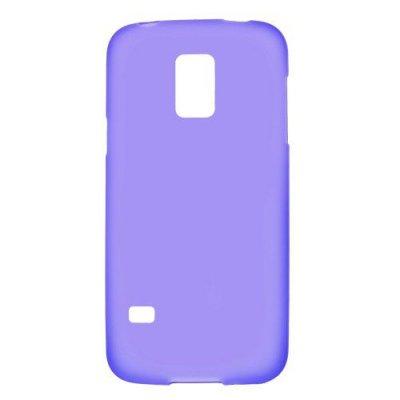 Flexibelt Skal till Samsung Galaxy S5 Mini Lila