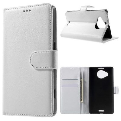 Plånboksfodral till Microsoft Lumia 950XL - Vit