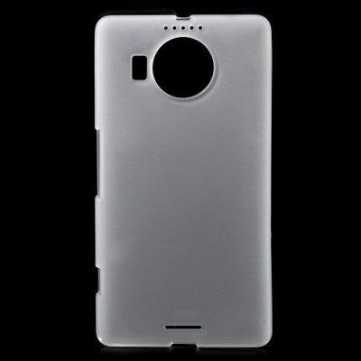 Flexibelt Skal till Microsoft Lumia 950XL Vit