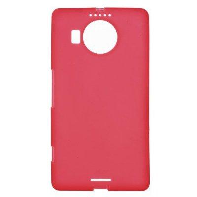 Flexibelt Skal till Microsoft Lumia 950XL Röd