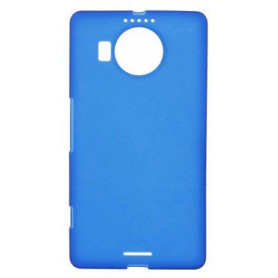 Flexibelt Skal till Microsoft Lumia 950XL Blå