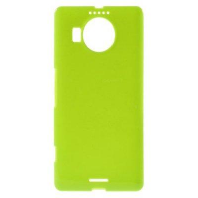 Microsoft Lumia 950XL Jelly TPU Skal Grön