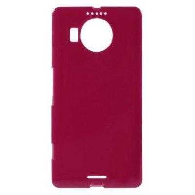 Microsoft Lumia 950XL Jelly TPU Skal Röd