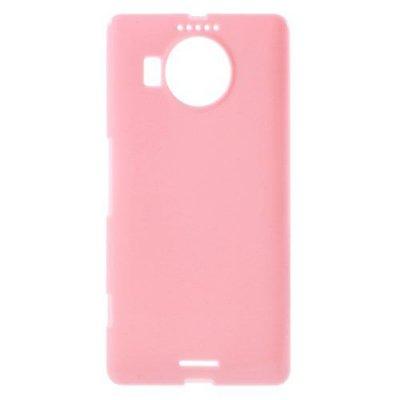 Microsoft Lumia 950XL Jelly TPU Skal Rosa