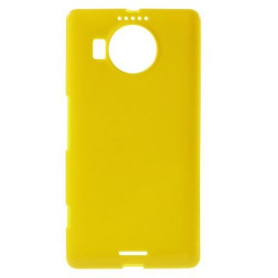 Microsoft Lumia 950XL Jelly TPU Skal Gul