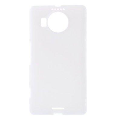 Microsoft Lumia 950XL Jelly TPU Skal Vit