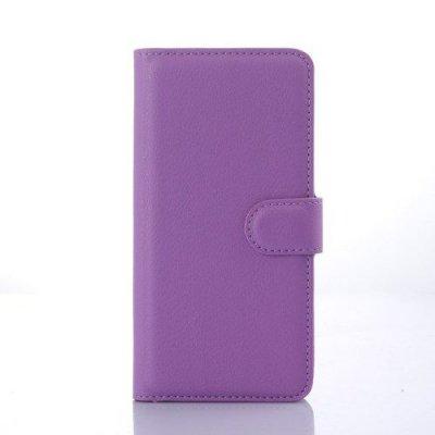 Lila Plånboksfodral till HTC Desire 626