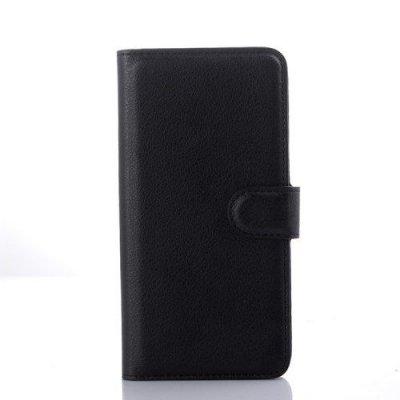 Svart Plånboksfodral till HTC Desire 626