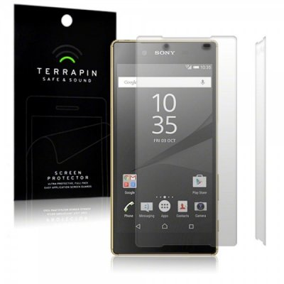 Displayskydd till Sony Xperia Z5 - 2-pack