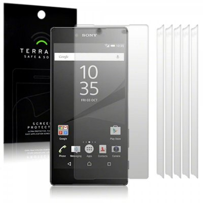 Displayskydd till Sony Xperia Z5 Premium - 6-pack