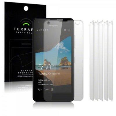 Displayskydd till Microsoft Lumia 550 - 6-pack