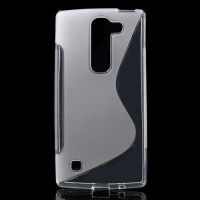 Flexibelt S-Design Skal till LG Spirit - Transparant