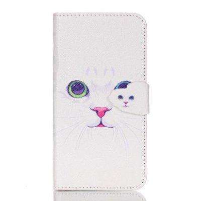 Plånboksfodral till Samsung Galaxy S7 - Lovely Cat