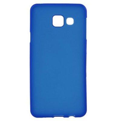 Flexibelt Skal till Samsung Galaxy A3 (2016) - Blå