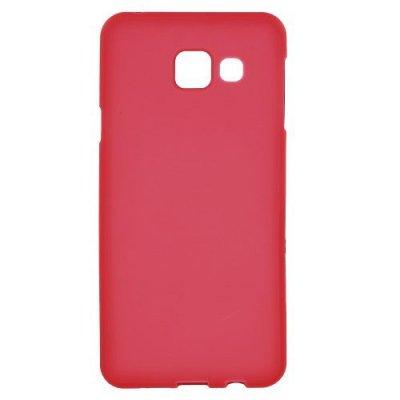 Flexibelt Skal till Samsung Galaxy A3 (2016) - Röd