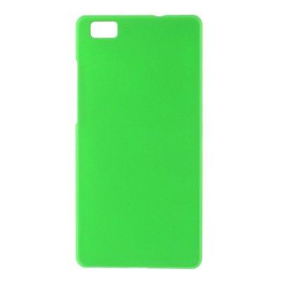 Hårt Skal Huawei P8 Lite - Grön med gummiyta