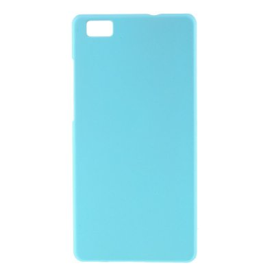 Hårt Skal Huawei P8 Lite - Blå med gummiyta