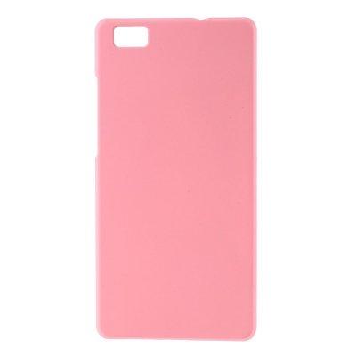 Hårt Skal Huawei P8 Lite - Rosa med gummiyta
