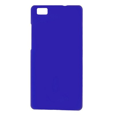 Hårt Skal Huawei P8 Lite - Mörkblå med gummiyta