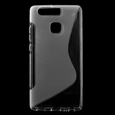 Flexibelt S-Design Skal till Huawei P9 Transparant