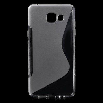 Flexibelt Skal S-Design till Samsung Galaxy A5 (2016) - Transparant