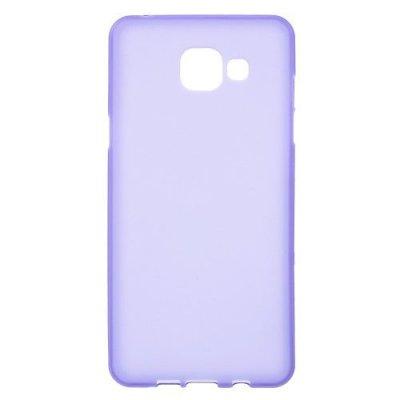 Flexibelt Skal till Samsung Galaxy A5 (2016) - Lila