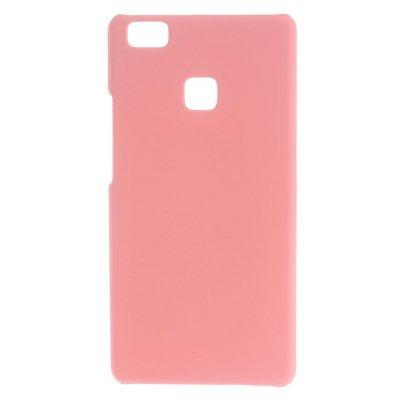 Hårt Skal till Huawei P9 Lite - Rosa med gummiyta