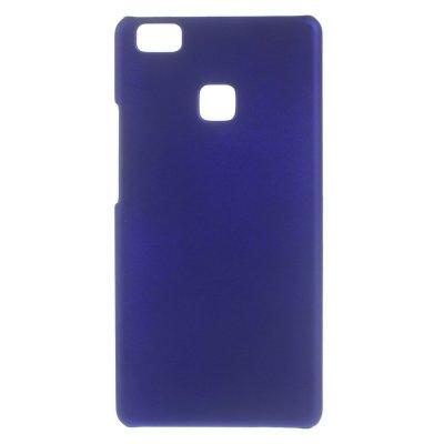 Hårt Skal till Huawei P9 Lite - Mörkblå med gummiyta
