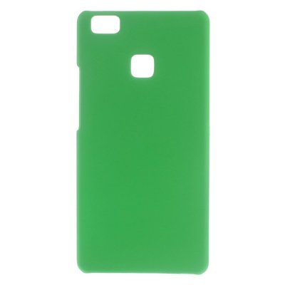 Hårt Skal till Huawei P9 Lite - Grön med gummiyta