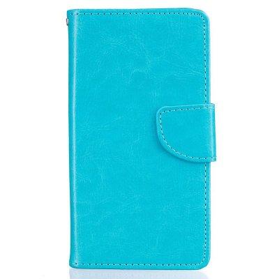 Mobilfodral Plånbok till Huawei P9 Lite - Blå