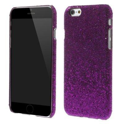 Glitterskal till iPhone 6/6S Lila