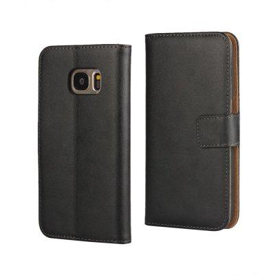 Plånboksfodral till Samsung Galaxy S7 - Svart