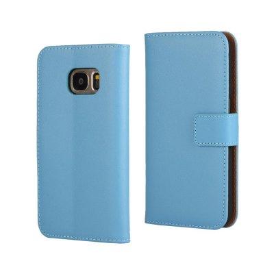 Plånboksfodral till Samsung Galaxy S7 - Blå