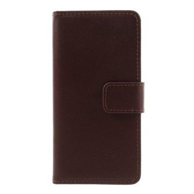 Plånboksfodral till iPhone 7 - Brun