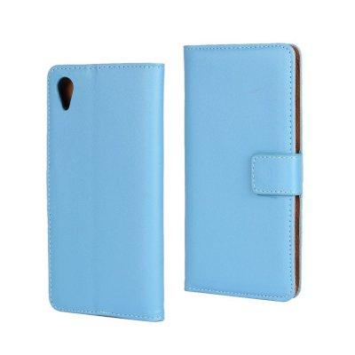 Plånboksfodral till Sony Xperia X - Blå