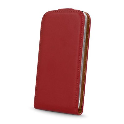 Apple iPhone 6/6S fodral - Rödbrun