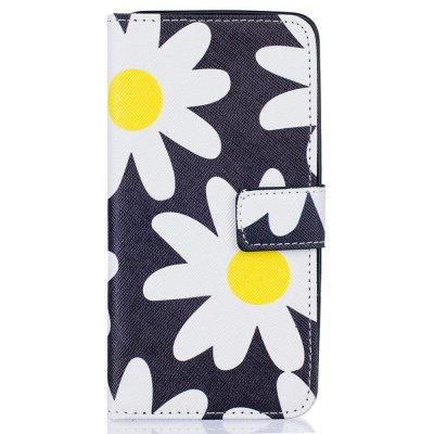 Plånboksfodral till Samsung Galaxy J5 2016 - Blomma tusensköna