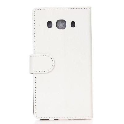 Plånboksfodral till Samsung Galaxy J5 2016 - Vit