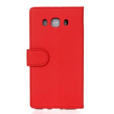 Plånboksfodral till Samsung Galaxy J5 2016 - Röd