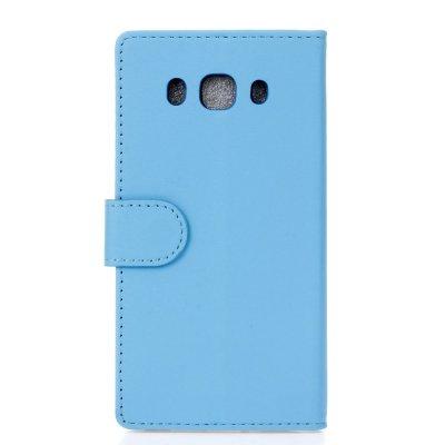 Plånboksfodral till Samsung Galaxy J5 2016 - Blå