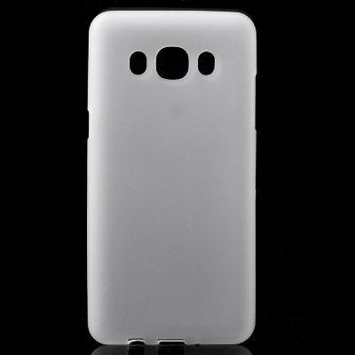 Flexibelt Skal till Samsung Galaxy J5 2016 - Vit