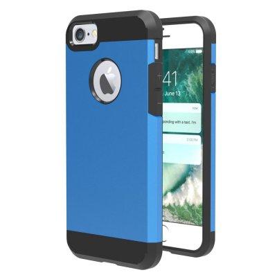Hybrid Skal till iPhone 7 4,7tum - Blå