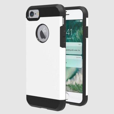 Hybrid Skal till iPhone 7 4,7tum - Vit