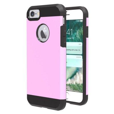 Hybrid Skal till iPhone 7 4,7tum - Rosa