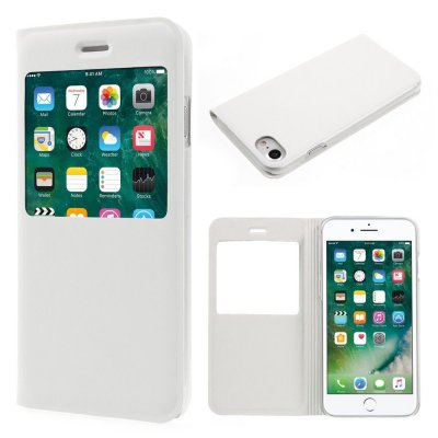 View fodral till iPhone 7 4,7tum - Vit