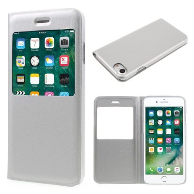 View fodral till iPhone 7 4,7tum - Silver