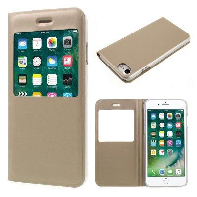 View fodral till iPhone 7 4,7tum - Guld