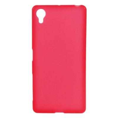 Flexibelt Skal till Sony Xperia X - Röd