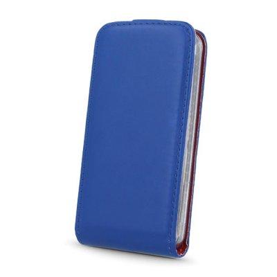 Fodral till Sony Xperia Z5 med 2 kortplatser - Marinblå